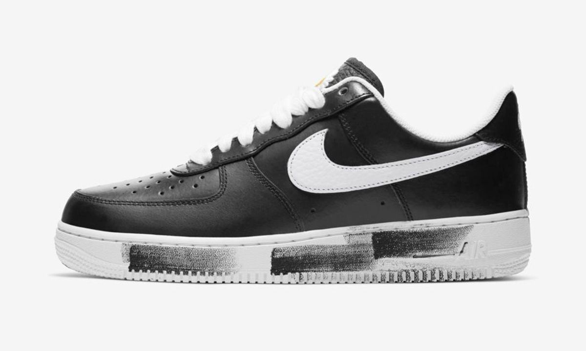 G-Dragon's PEACEMINUSONE Nike Air Force 1 Drops This Week