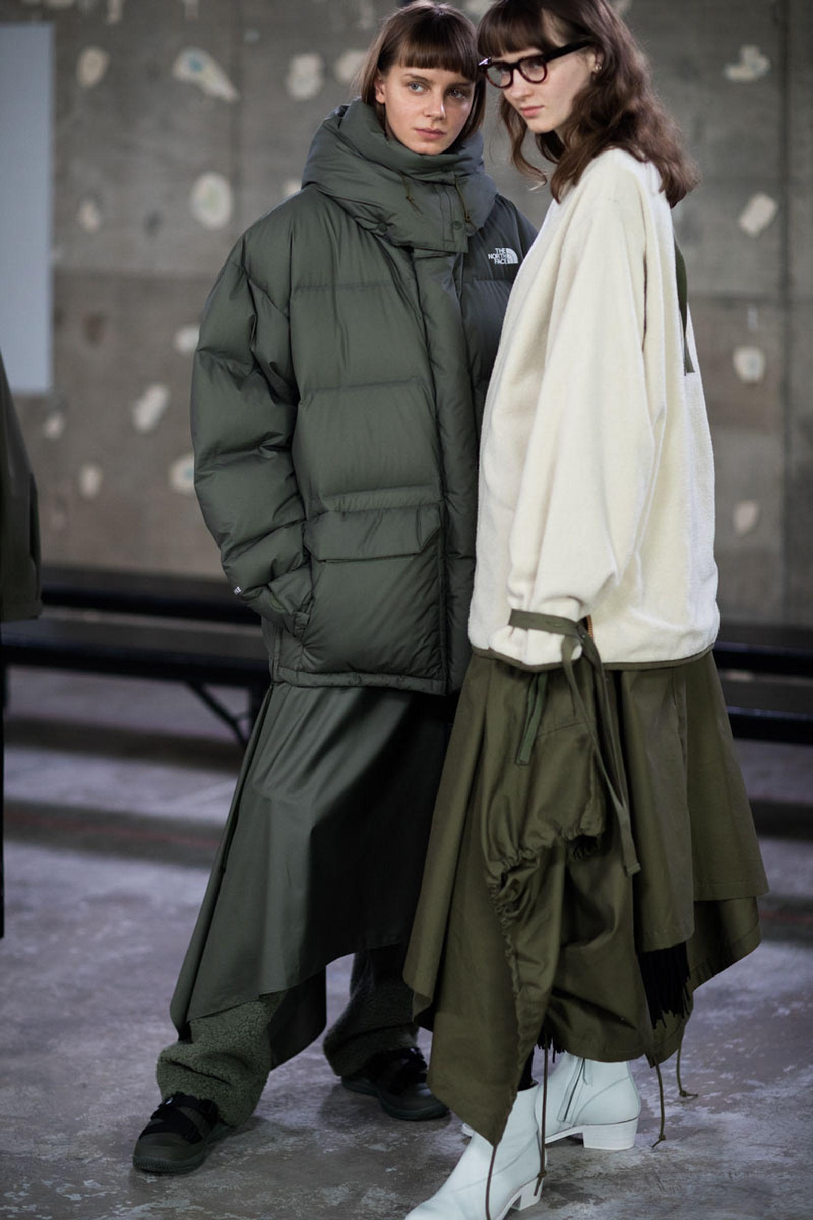 12HYKE The North Face FW19 Tokyo Fashion Week