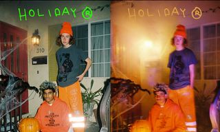HOLIDAY Celebrates Halloween in Spooky Steez-Filled Lookbook
