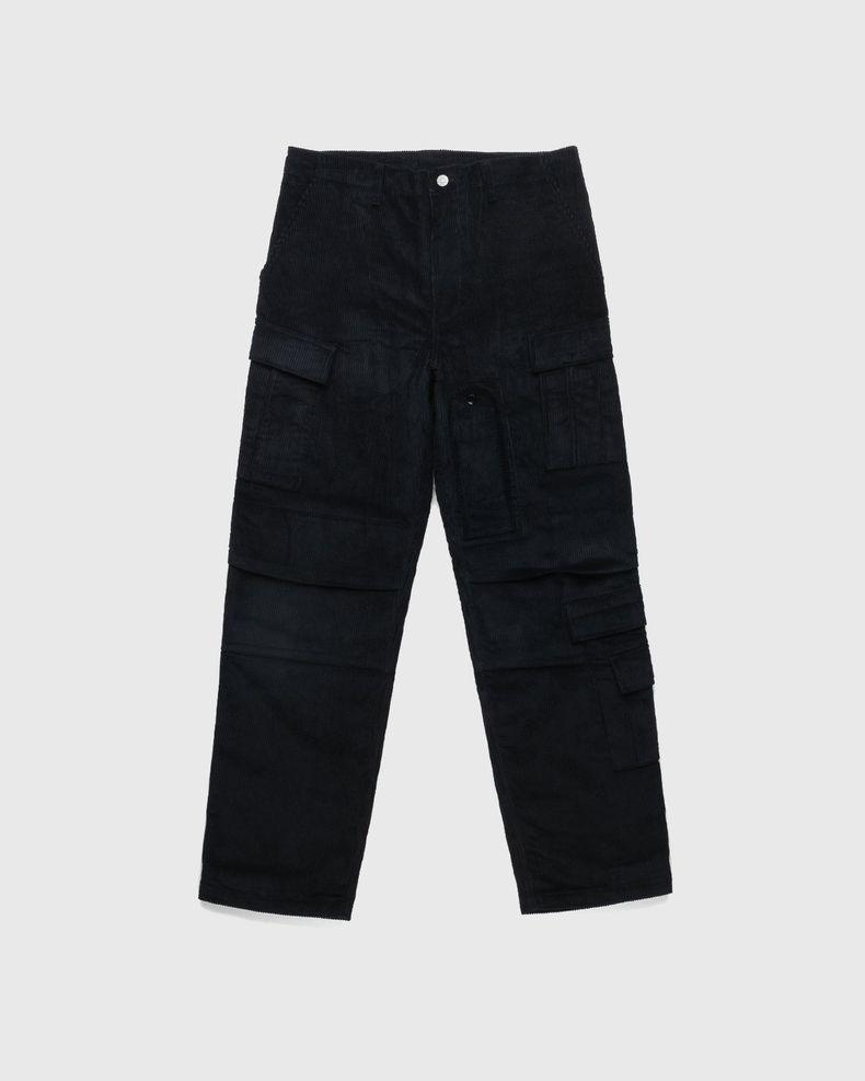 Winnie New York - Corduroy Cargo Black
