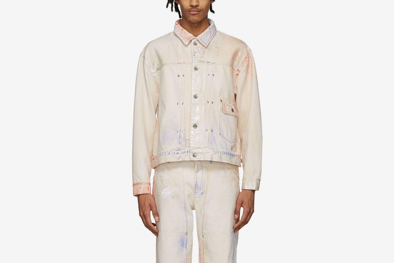 Denim Classic Jacket