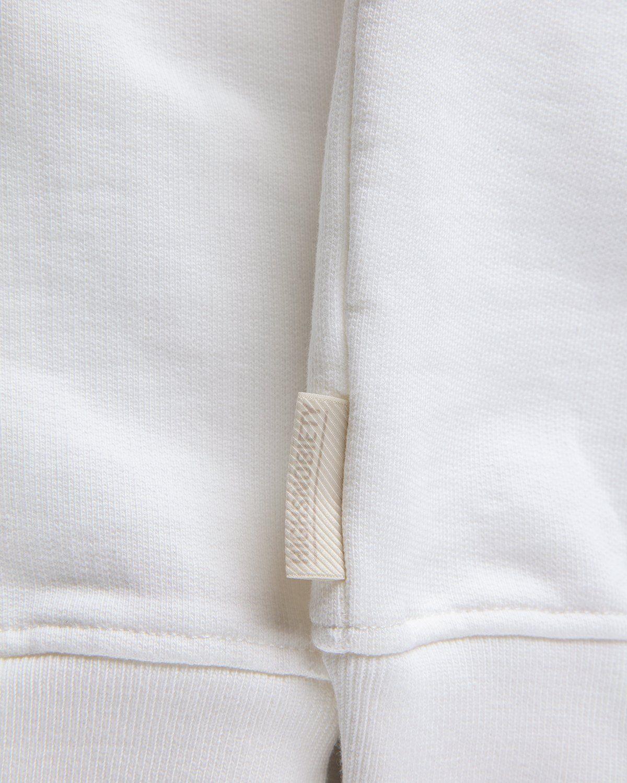 Highsnobiety — Hoodie Off White  - Image 4