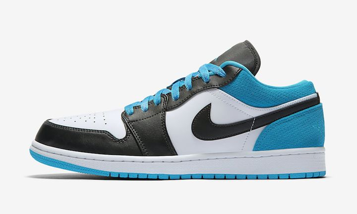 Air Jordan 1 Low Laser Blue