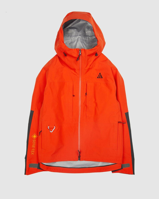 "Nike ACG Gore-Tex ""Misery Ridge"" - Orange - Women's Jacket - Image 1"