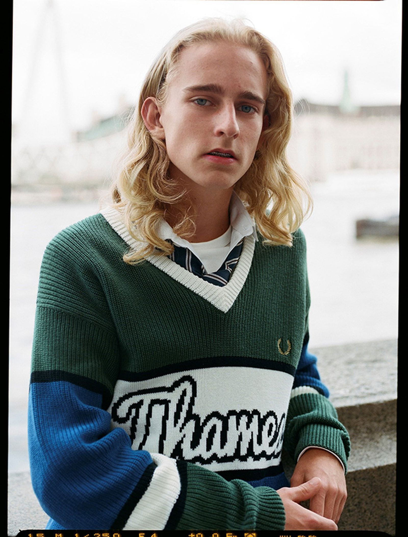 fred perry thames fw18 blondey mccoy