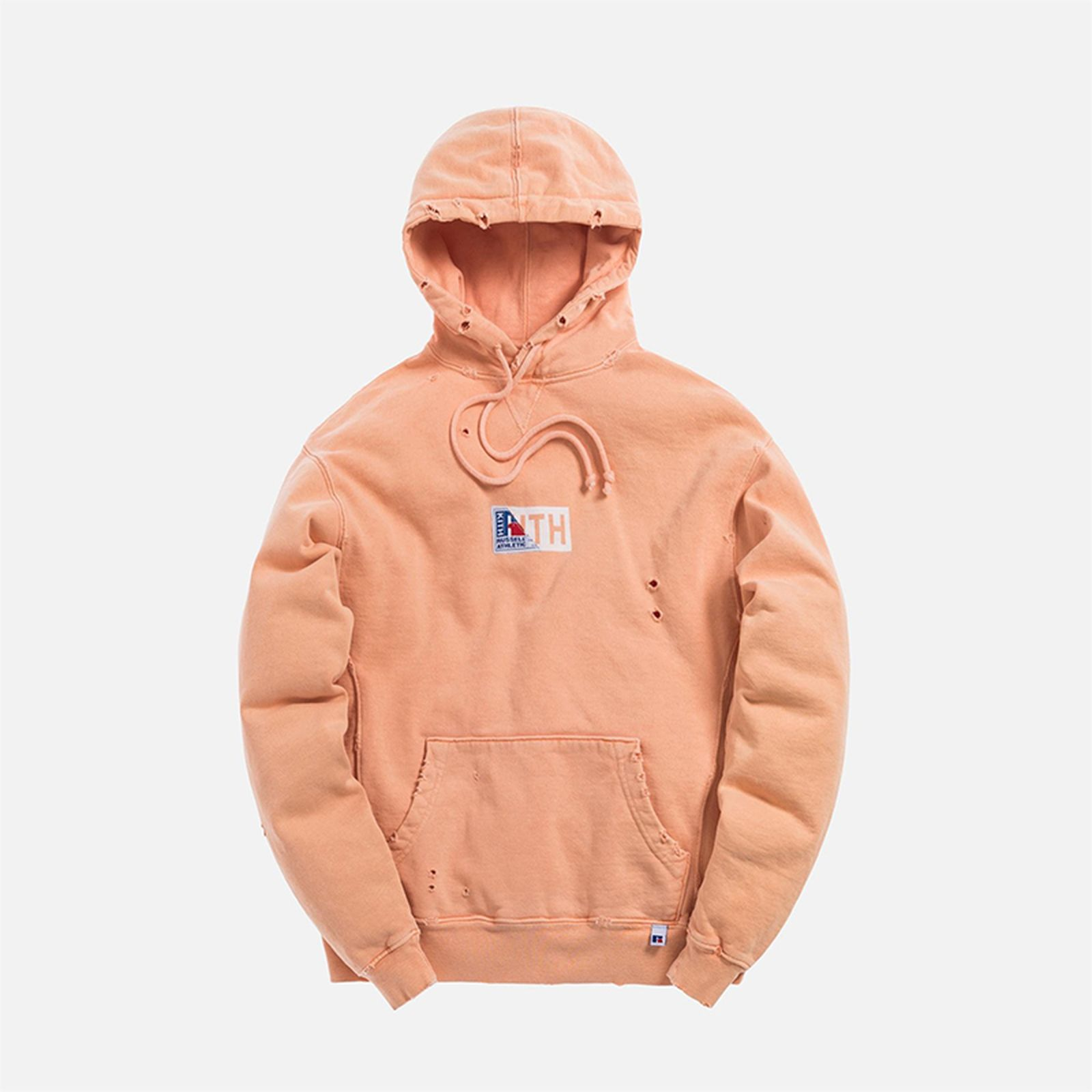 kith russell athletics collection ronnie fieg