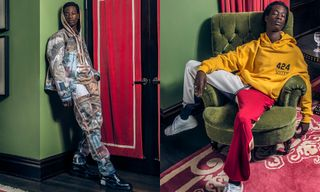 424 Shows the Distortion of the American Dream in SS19 Lookbook