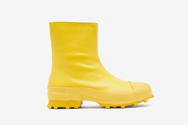 Traktori Leather Boots