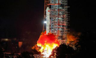 """In World First, China Lands Spacecraft on the """"Dark"""" Side of the Moon"""