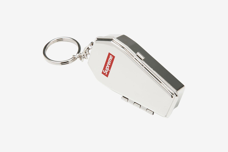 Coffin Keychain
