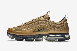 e1c5bc321e4 Nike s Air VaporMax 97 Gets the Metallic Gold Treatment. By Fabian Gorsler  in Sneakers  May 11