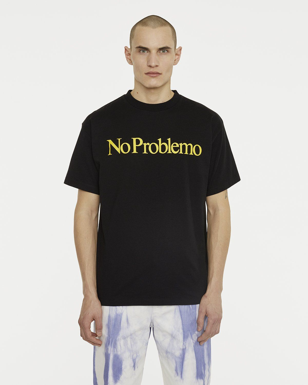 Aries - No Problemo Tee Black - Image 3