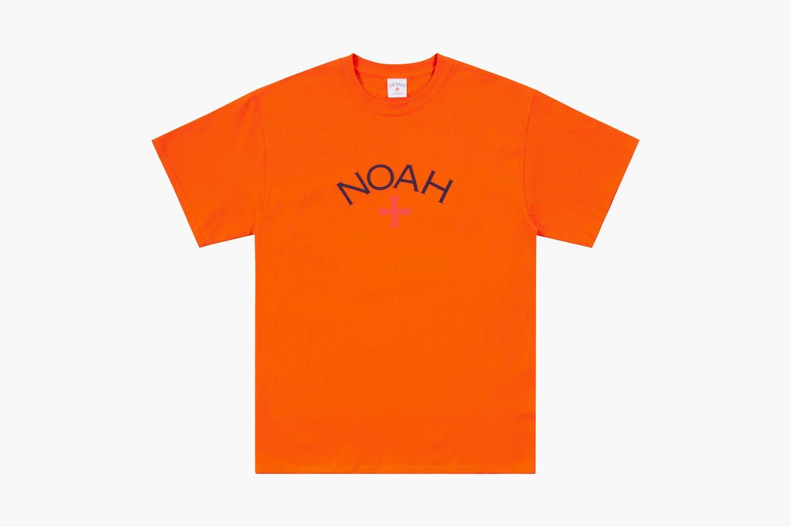 NOAH Logo T-Shirts FW19