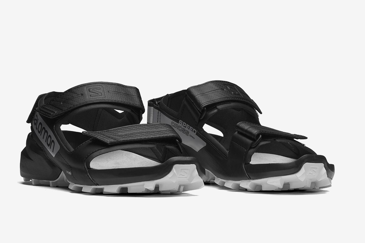 and wander's New Salomon Sandals Can Scale Mountains 41