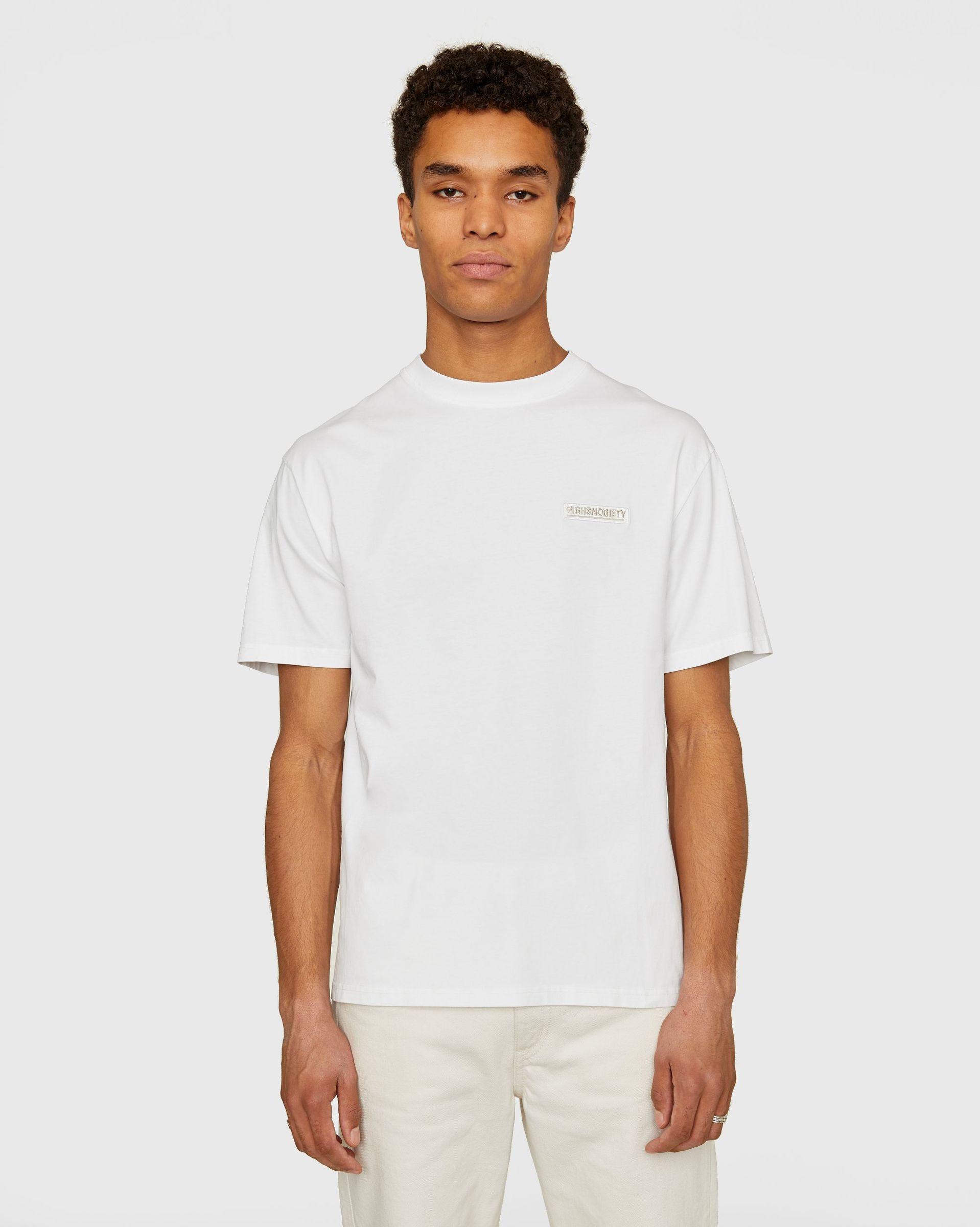Highsnobiety Staples - T-Shirt White - Image 2
