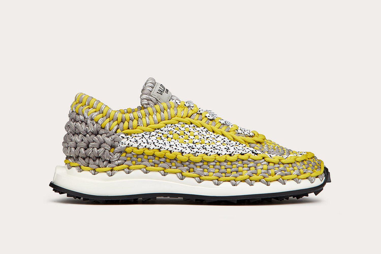 Crochet Sneakers