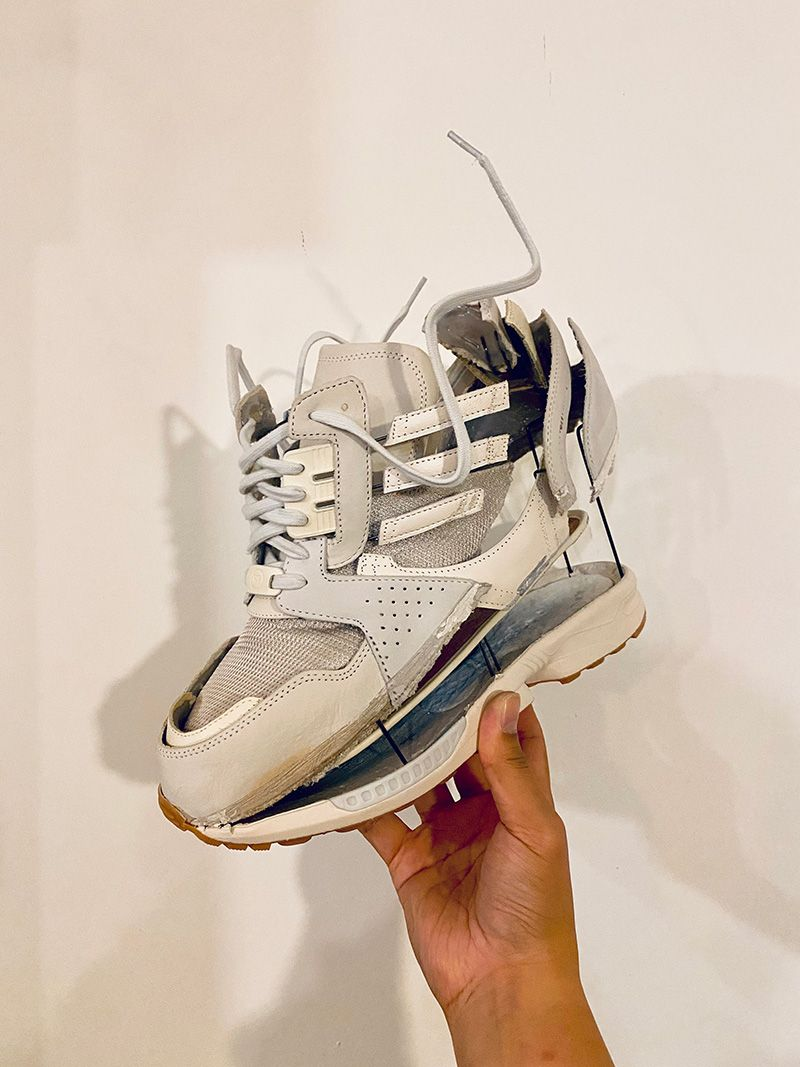 """Our adidas ZX 8000 """"Qualität"""" Is All About Craftsmanship 13"""