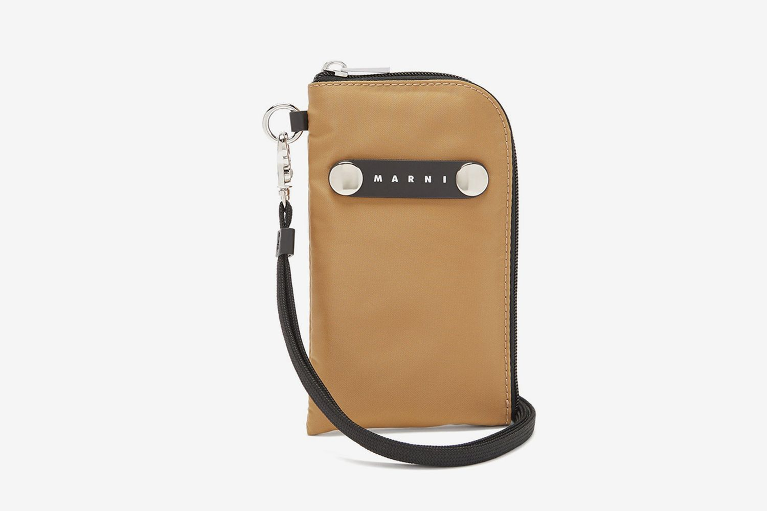 Canvas Phone Pouch