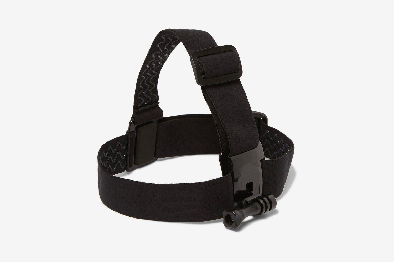 Head Strap and Quick Clip