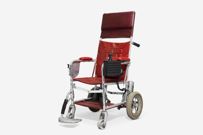 Stephen Hawking Wheel Chair
