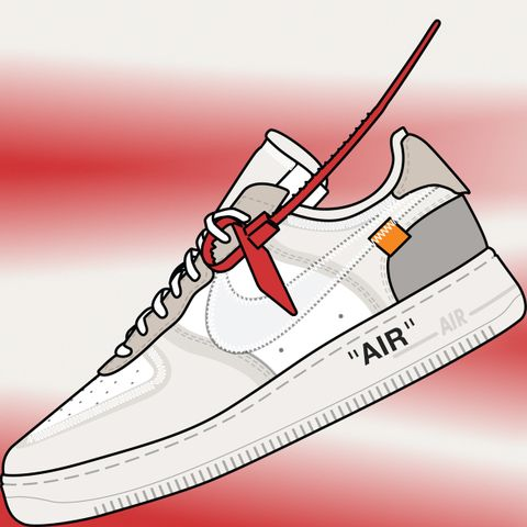 These Are The 20 Most Valuable Nike Air Force 1s On The Resell Market