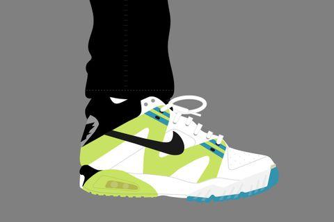 b334f60f964 Jerry Seinfeld: Best Nike Moments Illustrated