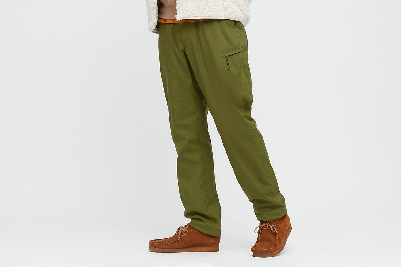 Heattech Warm-Lined Pants
