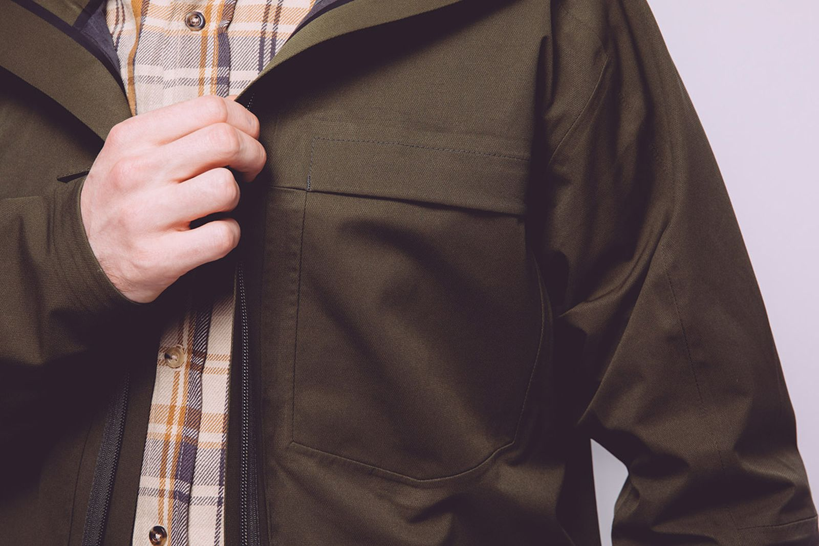 review the haglofs eco proof an urban jacket saving the planet Haglöfs Sustainable The North Face