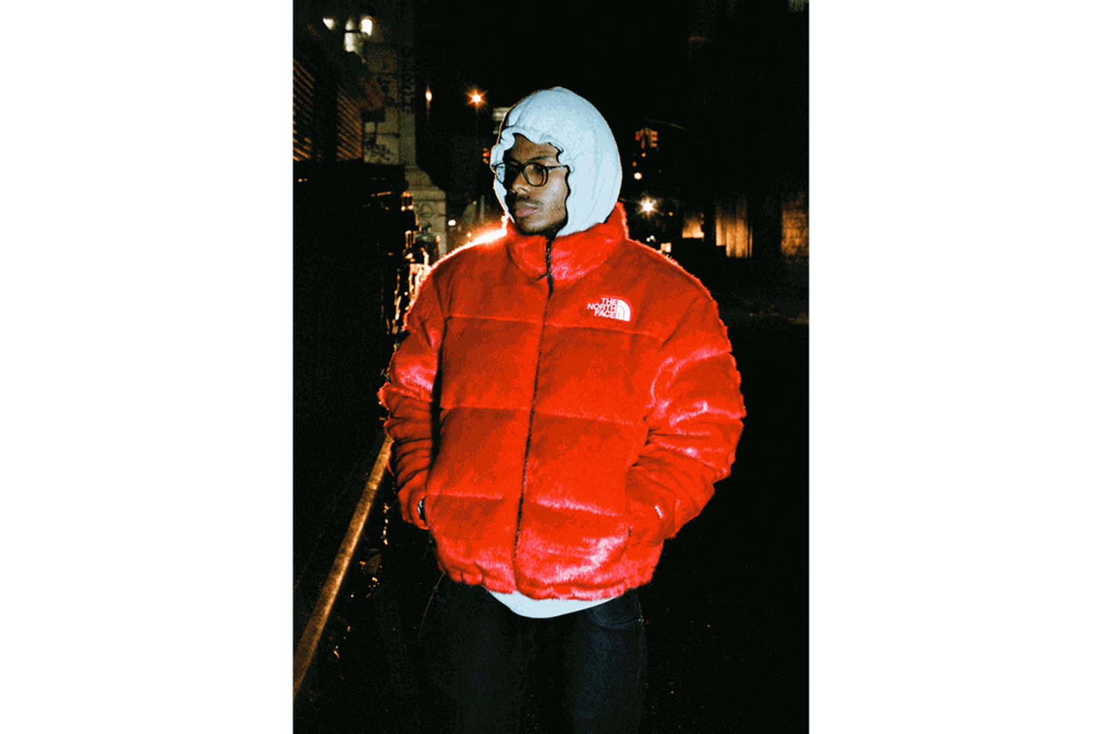 The North Face To Drop Faux Fur