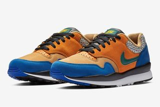 15fed1c9162b Nike Adds a Blue Twist to the atmos-Inspired Air Safari