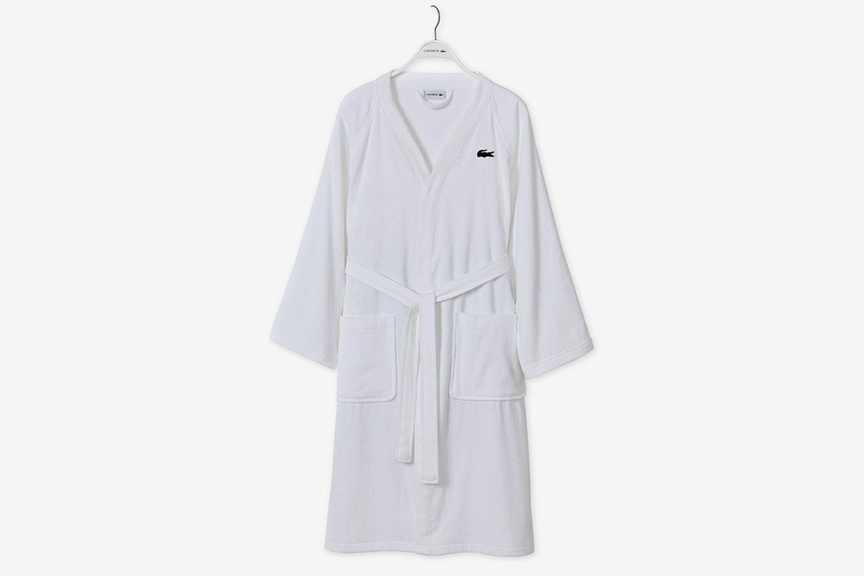 Home Pique Bath Robe