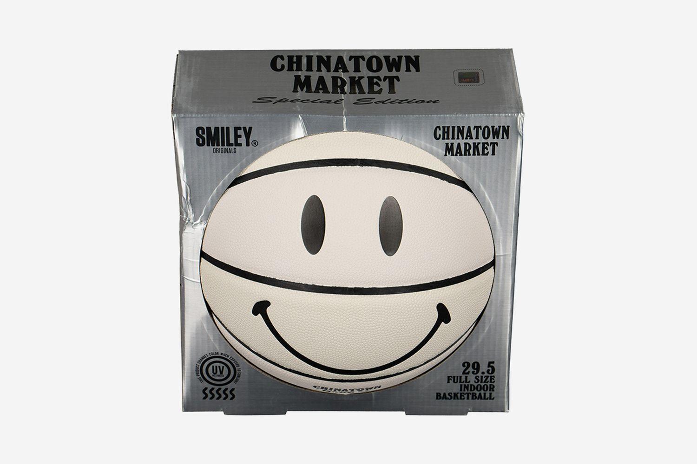 UV Smiley Basketball