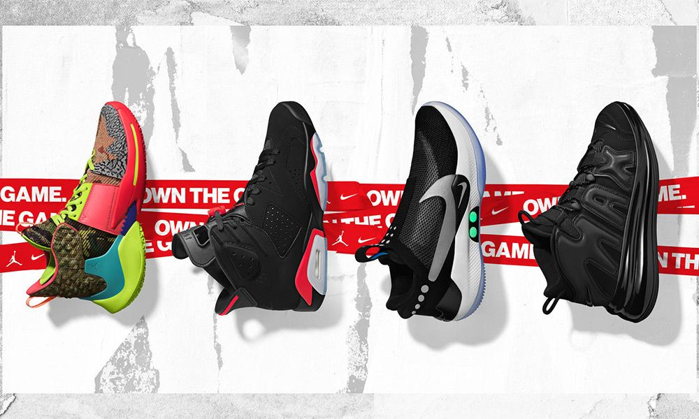 check out 582bf bfa5a Nike   Jordan Brand Unveil 2019 NBA All-Star Sneakers