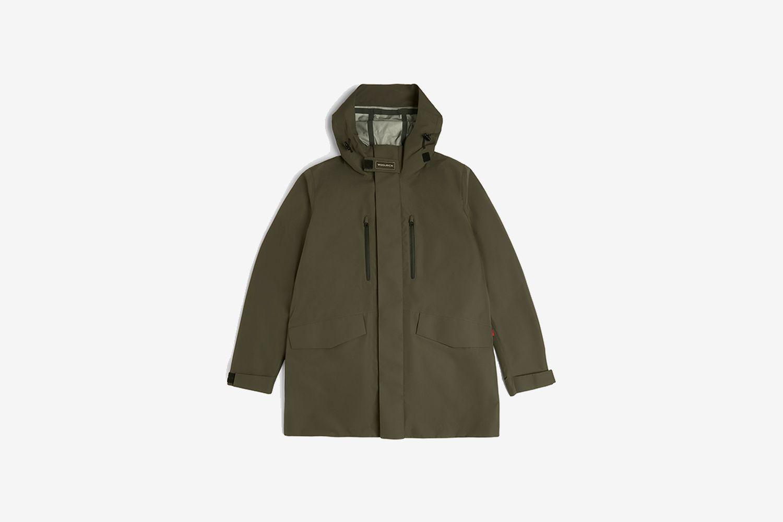 Tech Carcoat 3in1