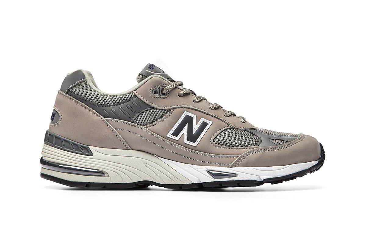 20 Years On, New Balance's 991 Is Still a Wardrobe Essential 8