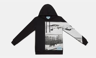 """Calvin Klein Jeans' """"LANDSCAPES"""" Collection Brings Rare Andy Warhol Shots to Life"""