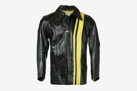 1960s Bates Motorcycle Racing Jacket