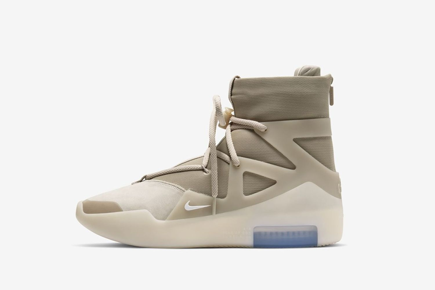 Air Fear of God 1 Oatmeal