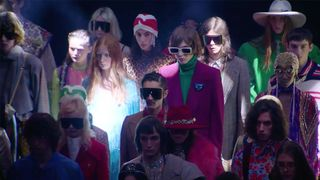 gucci spring summer 2019 show reactions lead Paris Fashion Week SS19 Paris Fashion Week Women's fashion shows