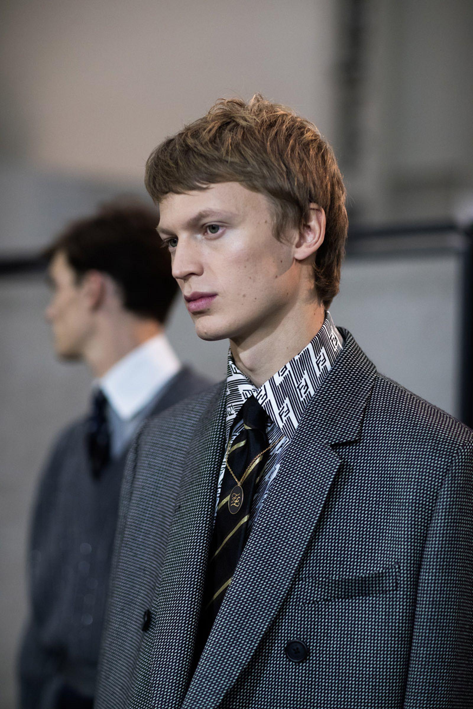 MFW19 Milan Fendi EvaAlDesnudo 15 milan fashion week runway