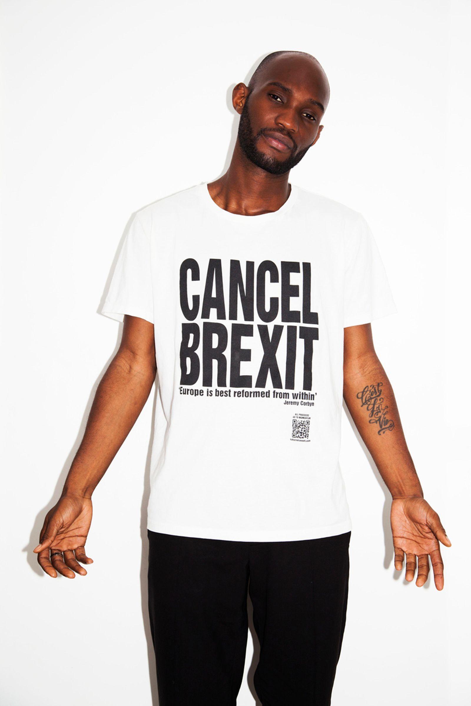 brexit uk designers Aries Daniel Fletcher a cold wall