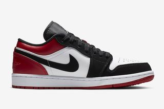 "a46f3e87223f Nike Air Jordan 1 Low ""Black Toe""  Rumored Release Information"