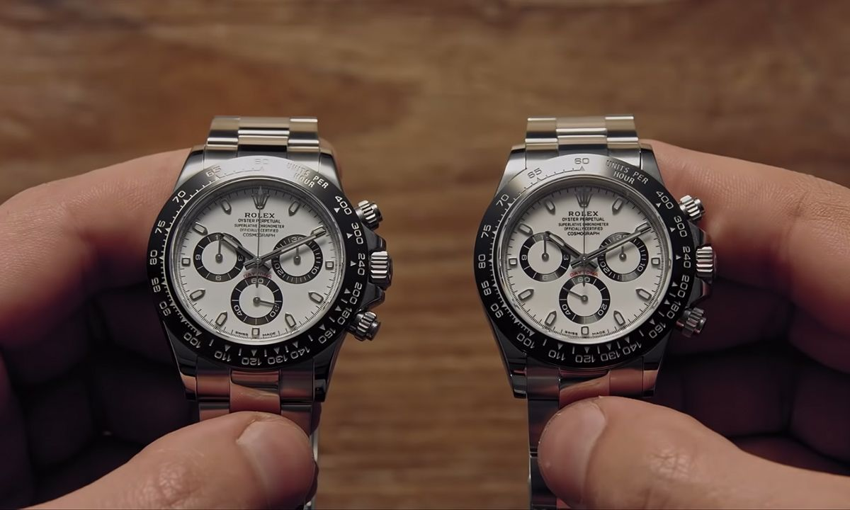 This Fake Rolex Daytona Is Indistinguishable From The Real