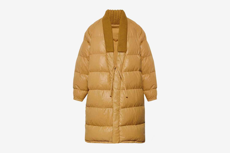 Yukata Oversized Down Coat