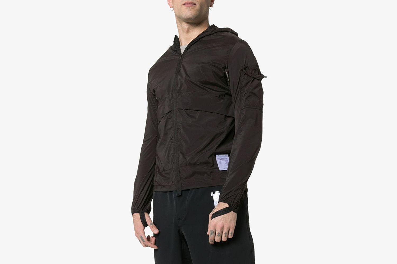 Run Away Windbreaker Jacket
