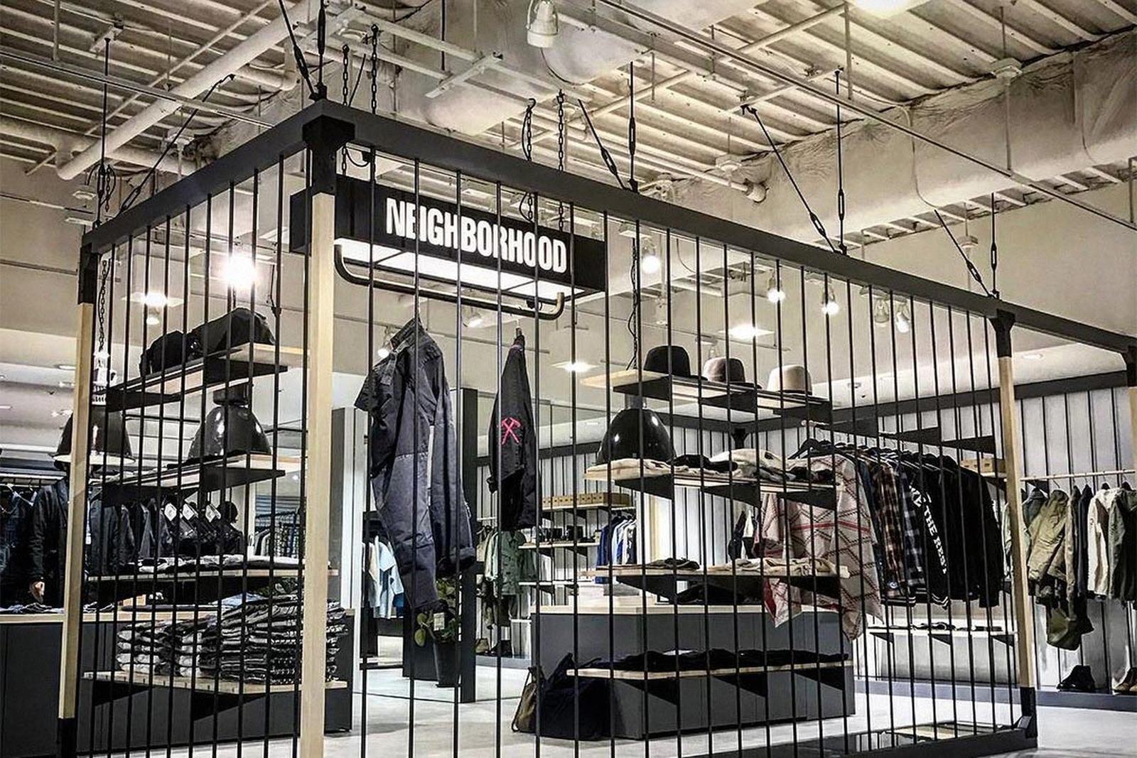 tokyo shopping guide supreme NEIGHBORHOOD prov the real mccoys have a good time