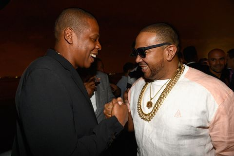jay z timbaland ernie hines copyright