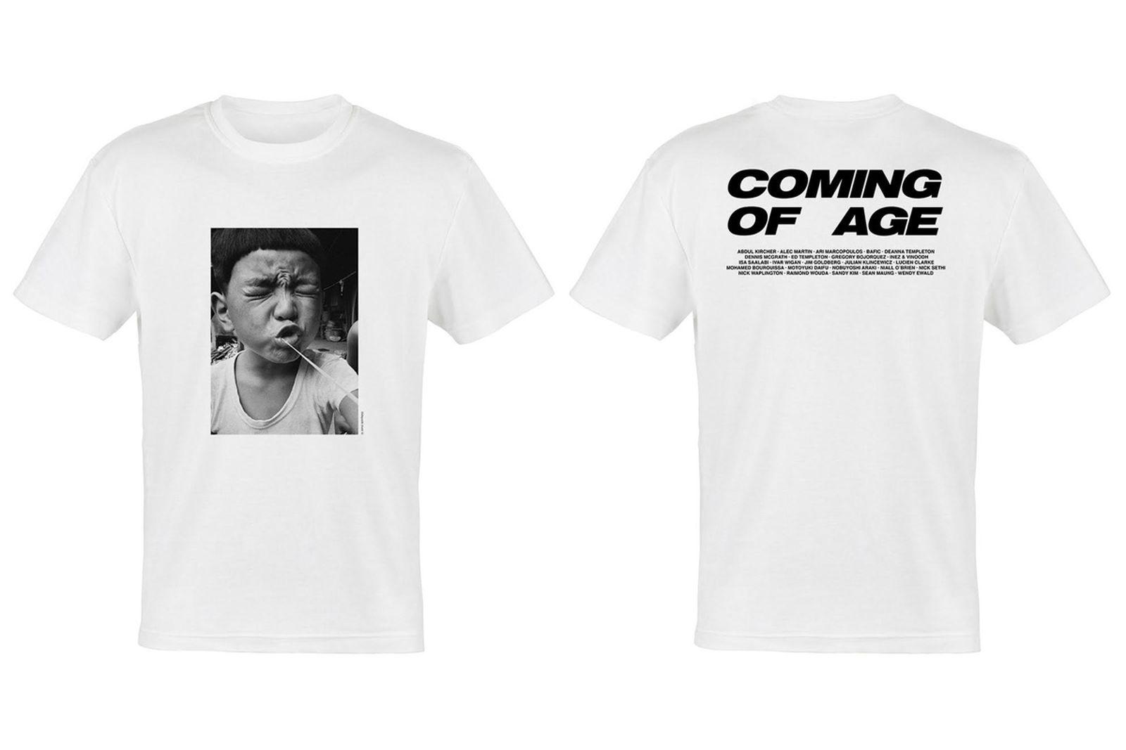 coming of age tee virgil abloh
