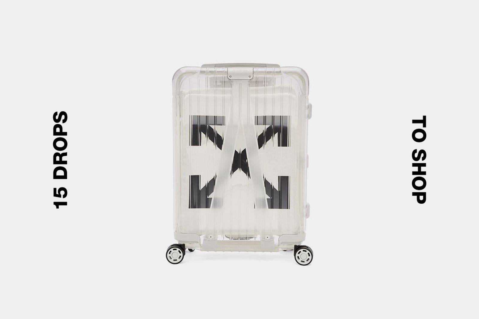 off white rimowa luggage best drops buy 1017 ALYX 9SM Handmade Rust OFF-WHITE c/o Virgil Abloh