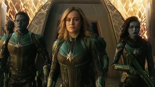 captain mavrle trailer Marvel Cinematic Universe captain marvel